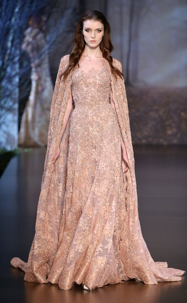 Ralph & Russo from Best Looks from Paris Haute Couture Fashion Week Fall 2015 | E! Online