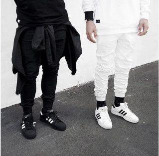 Looks Masculinos com Adidas Superstar, pra inspirar! | Moda