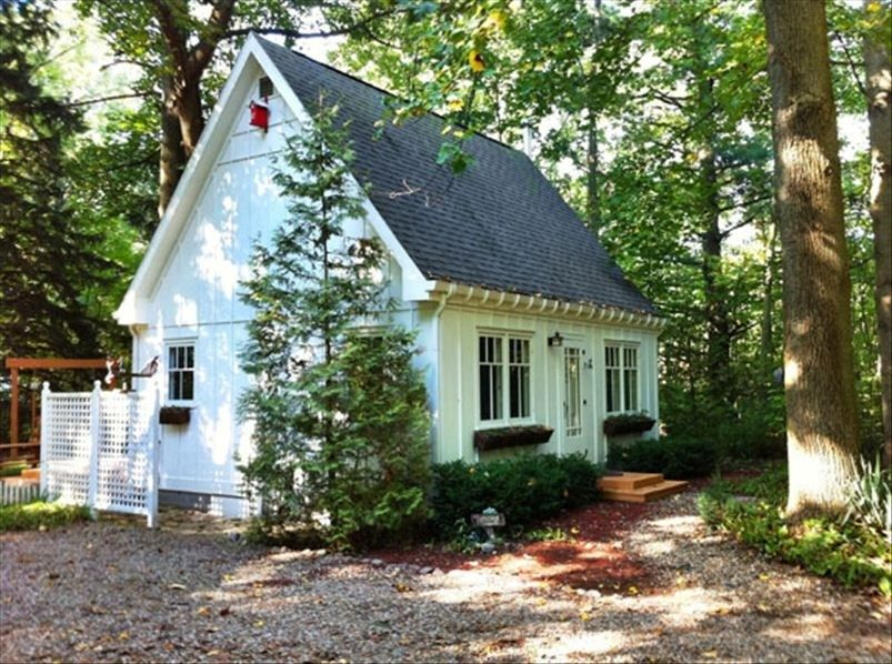 cottage vacation rental in sawyer from vrbo com vacation rental rh pinterest com