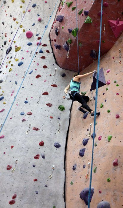Curious About Indoor Rock Climbing This Article