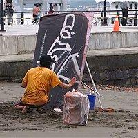 Amazing painter surprises everyone