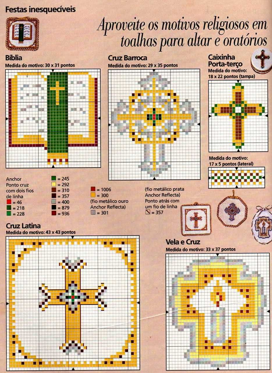 Comunione 20 i komunia wi communion pinterest cross comunione 20 religious crossbead weavingcrossstitchsewing jeuxipadfo Images