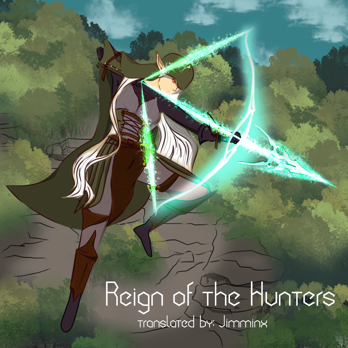 Reign of the Hunters volare novels Sword and sorcery