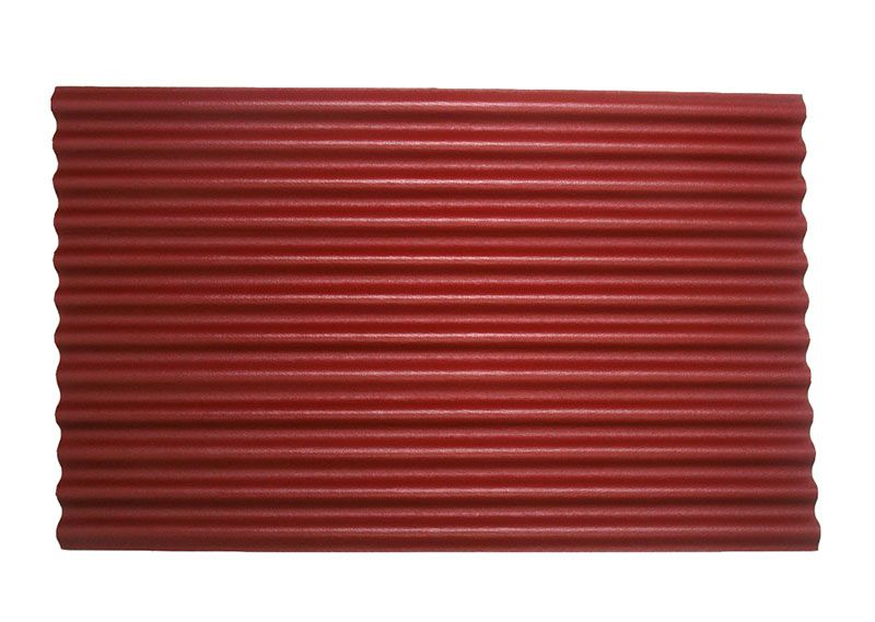 Ondura Red Roofing Sheet Corrugated Metal Roof Roofing Corrugated Sheets