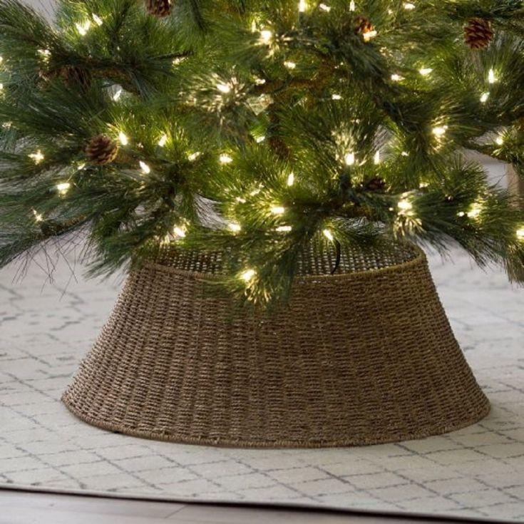 Christmas Tree Collars and Baskets Tree collar