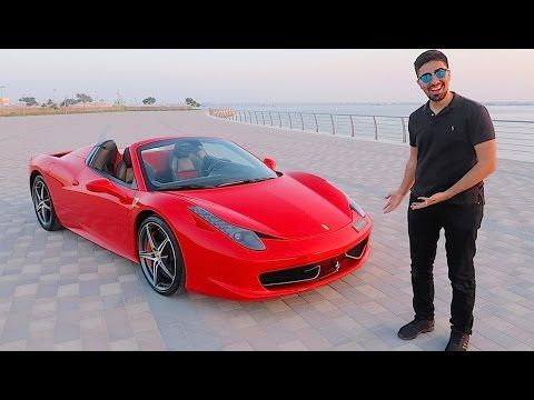 YouTube | movlogs | Pinterest | Ferrari, Ferrari 458 and Cars