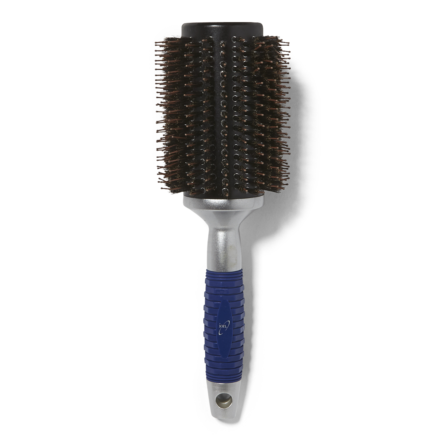 Ceramic Round Boar Bristle Brush Large by Ion | Hair Brushes