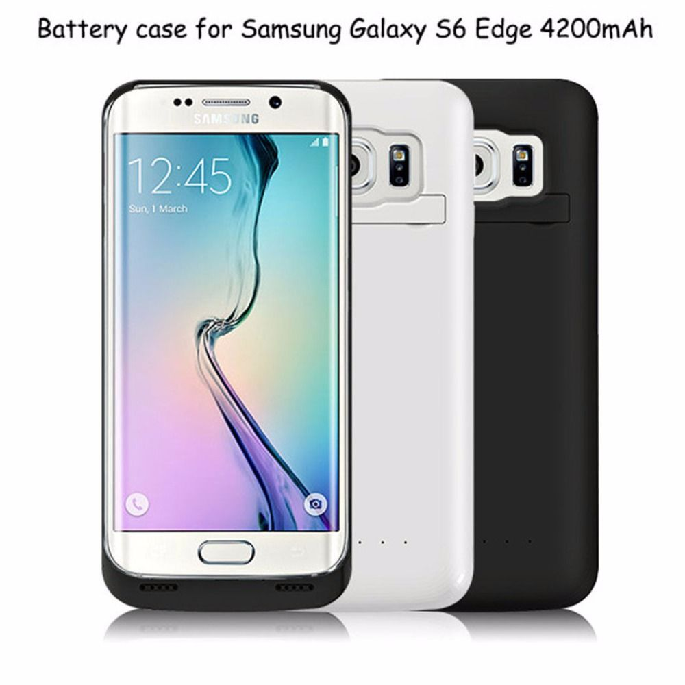 battery phone case samsung s6 edge