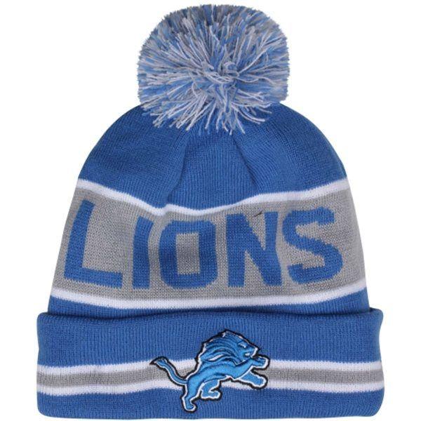 NFL Detroit Lions Beanies (1)  ffe42621b