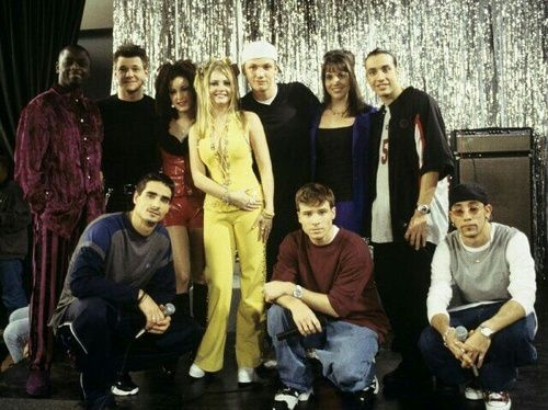 Immagine di 90s and backstreet boys