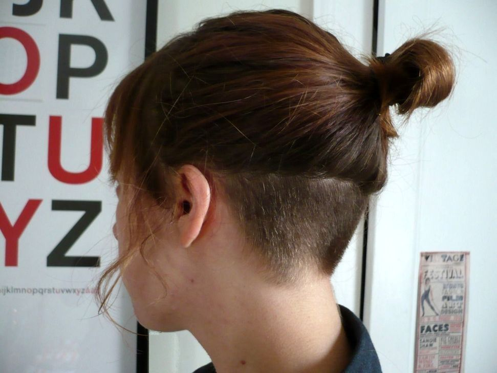 30+ Simple Short Undercut Hairstyles Ideas