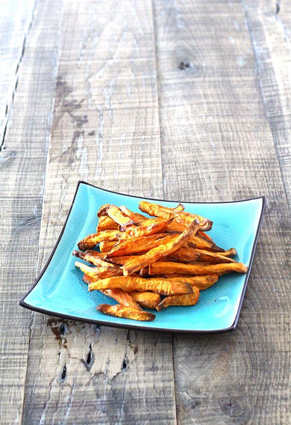 AirFryer Sweet Potato Fries Baby Food RecipesAir