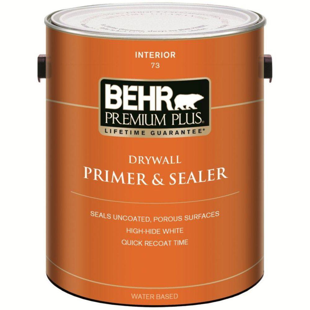 Premium Plus Interior Drywall Primer Sealer 3 79l Primer Sealer Sealer Wall Board