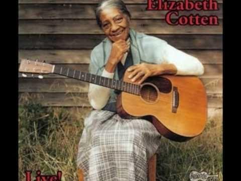 Elizabeth Cotten Guitar Brenda Evans Singing Shake