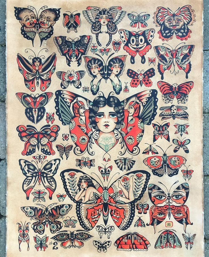 Photo of Feuille de papillon # 2 tout est fait. 22x30in. – Pin d'aujourd'hui