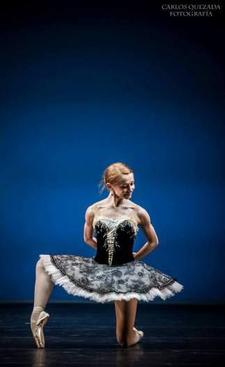 Iana Salenko, «Venetian Carnival» from «Satanella» #Ballet_beautie #sur_les_pointes *Ballet_beautie, sur les pointes !*