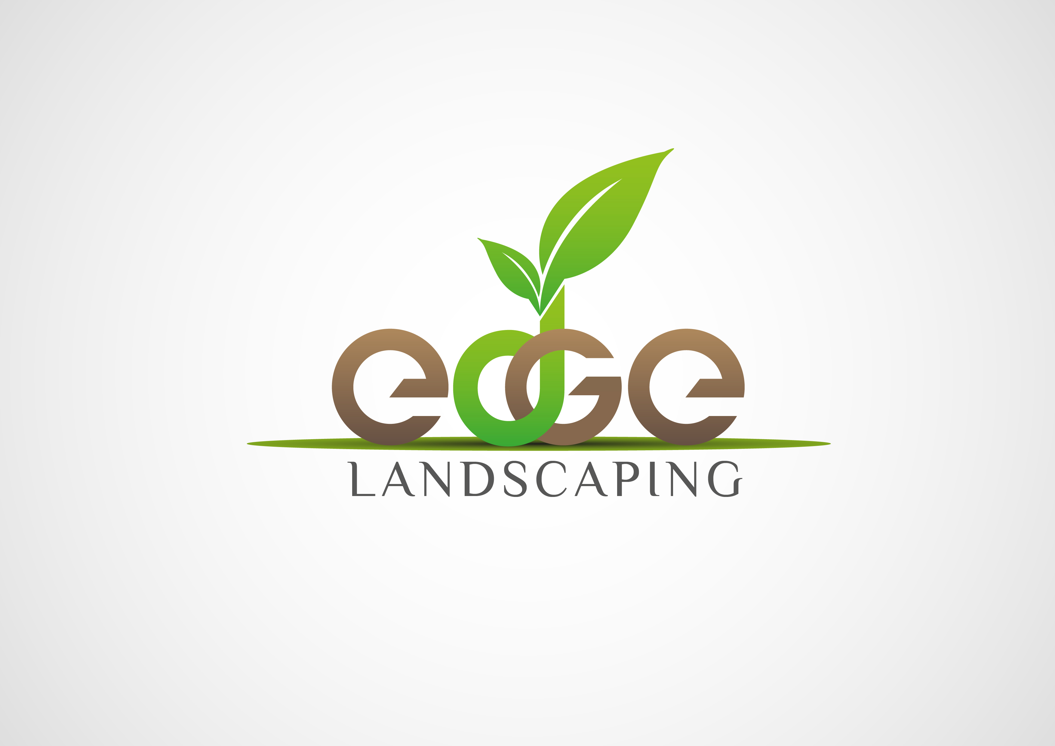 Professional Logo Design Los Angeles Landscape company