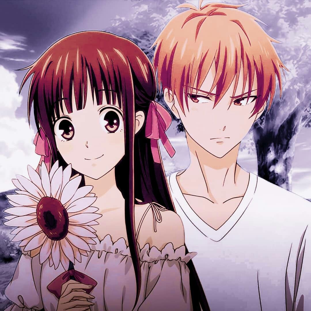 Pin on Tohru and Kyo ️