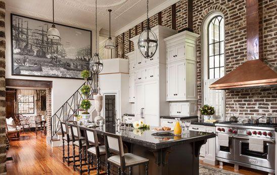 Slc Interiors Charleston Kitchen