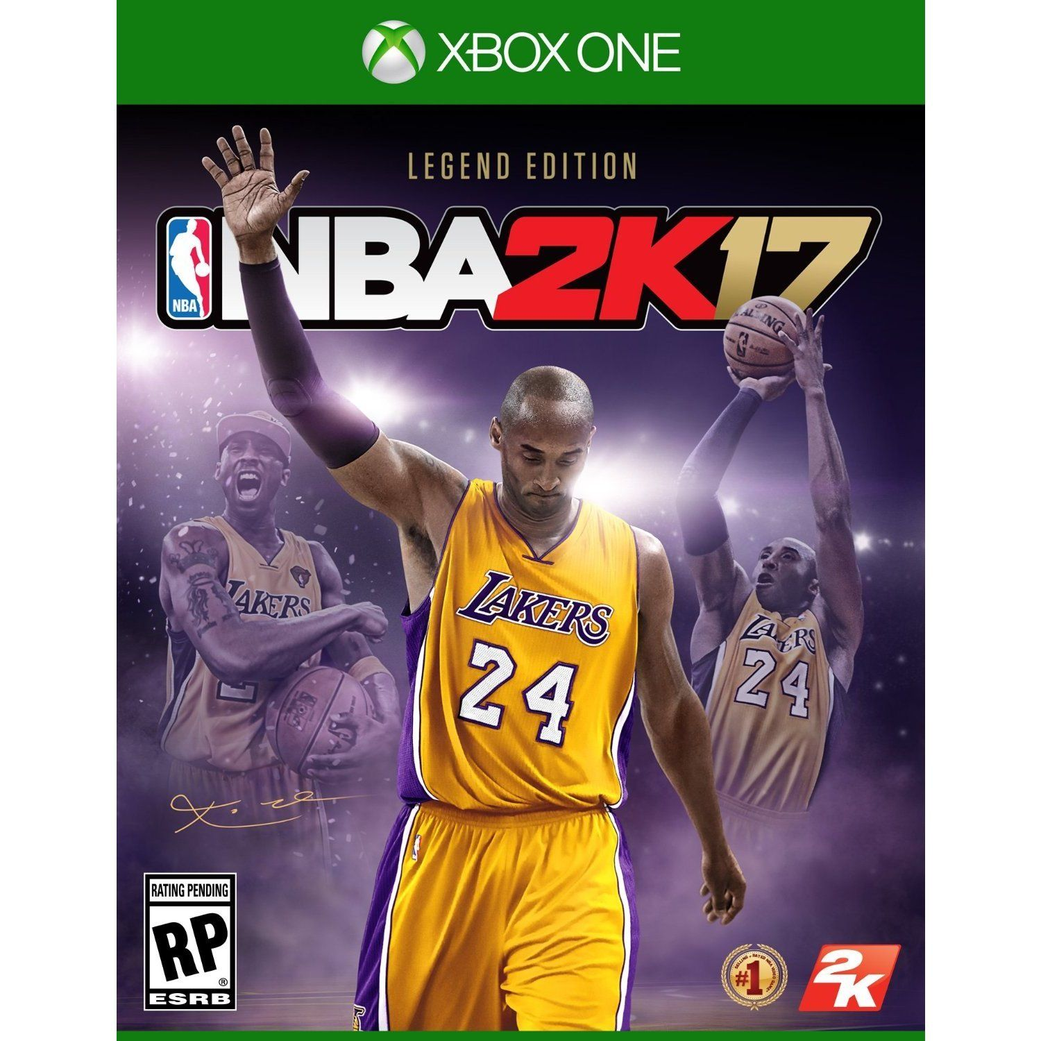 NBA 2K17 Legend Edition Xbox One Xbox one, Nba video