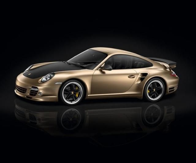 2011 Porsche 911 Turbo S China 10th Anniversary Special Edition