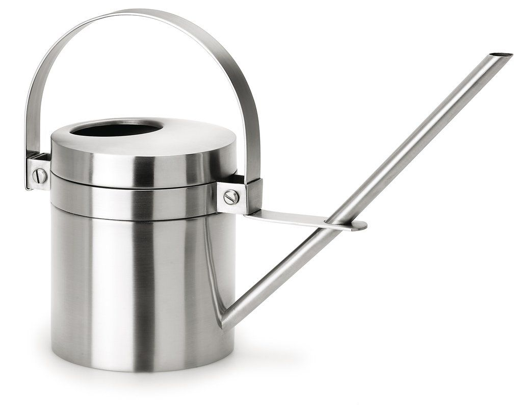 Stainless Steel Watering Can 43 Ounce 30 Off Retail Watering