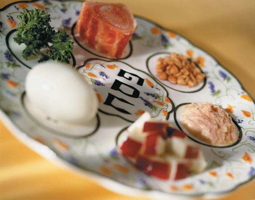 Seder recipes easy