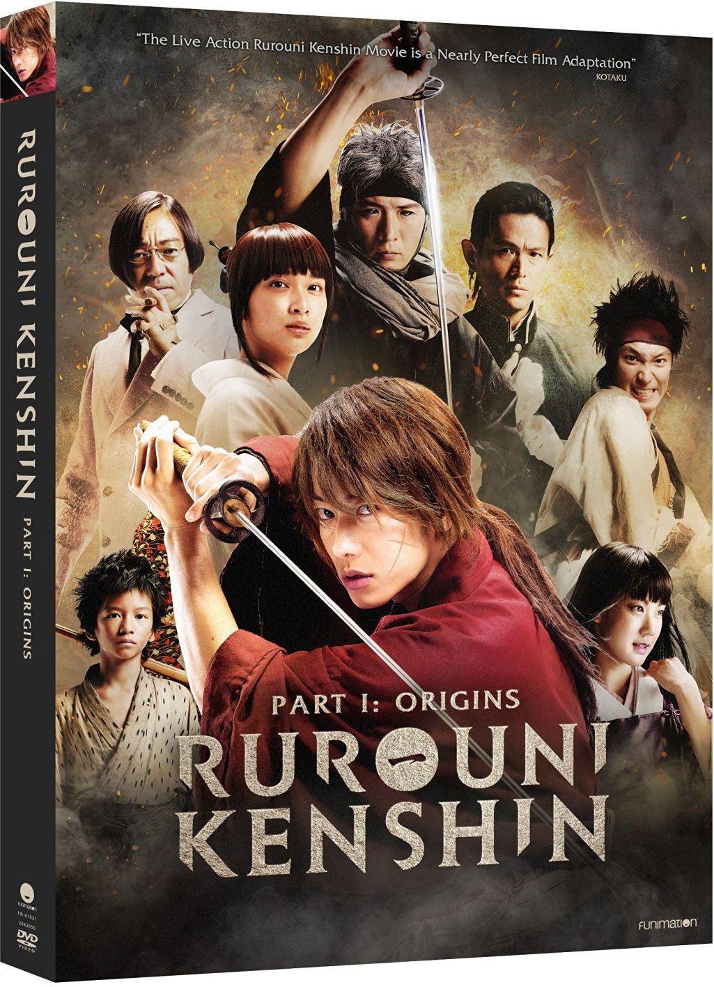 Rurouni Kenshin Origins Part I Rurouni kenshin movie