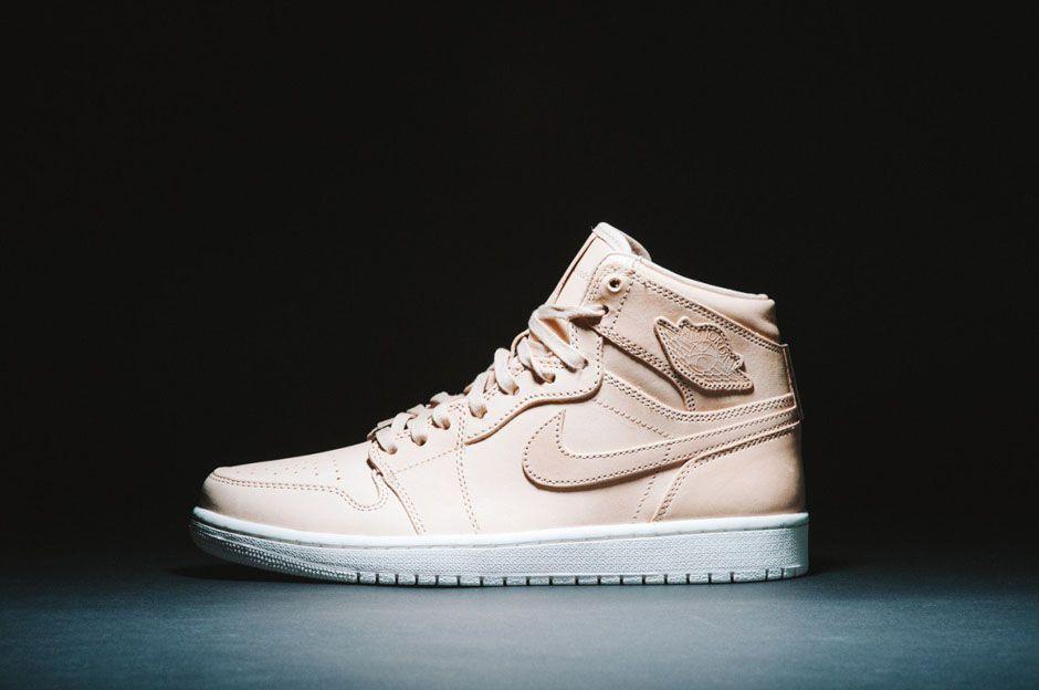 09d480334dda Closer Look At Air Jordan 1 Pinnacle