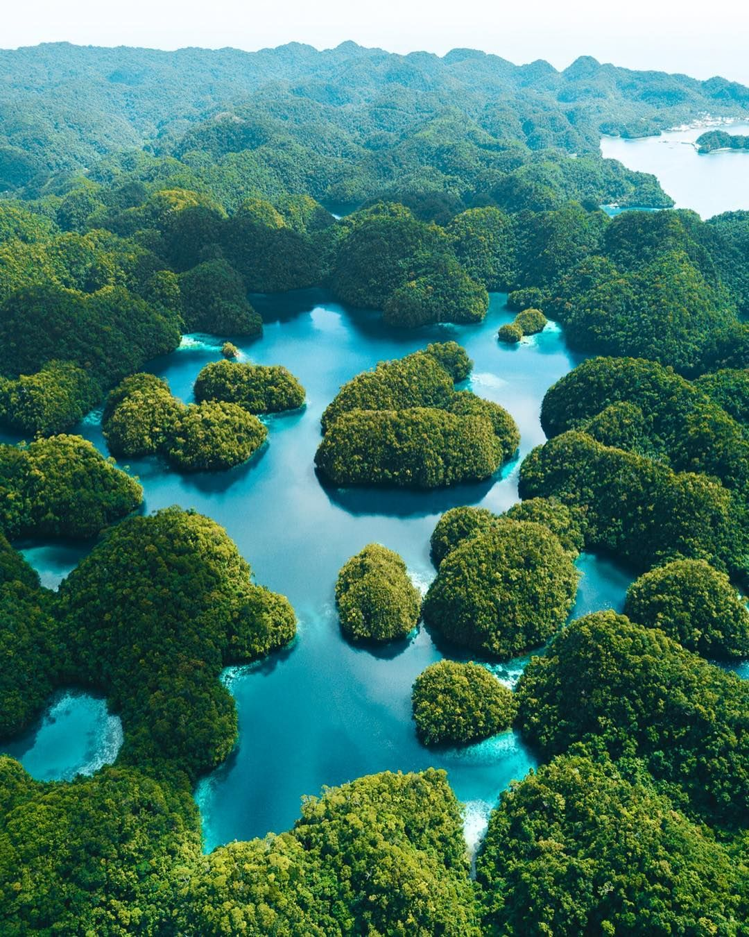 Jackson Groves On Instagram This Is An Amazing Almost Unbelievable Region Of Tropical Islands In Sohoton Nationa Tropical Islands National Parks Philippines