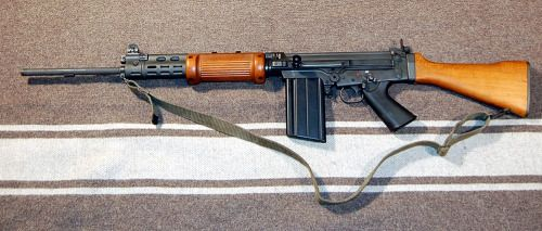 Pin by RAE Industries on FN FAL | Fal rifle, Guns, Assault rifle