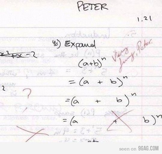 11 Awesomely Incorrect Test Answers from Kids from You're Doing It Right