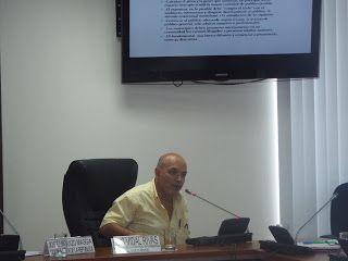 """la Visión Gerontològica : Luigui Vidal """"Son los adultos mayores los que debe..."""