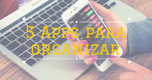 A organização é fundamental para estabelecer e executar uma rotina de atividades. Pensando nisso, separamos 5 aplicativos que ajudam na organização.