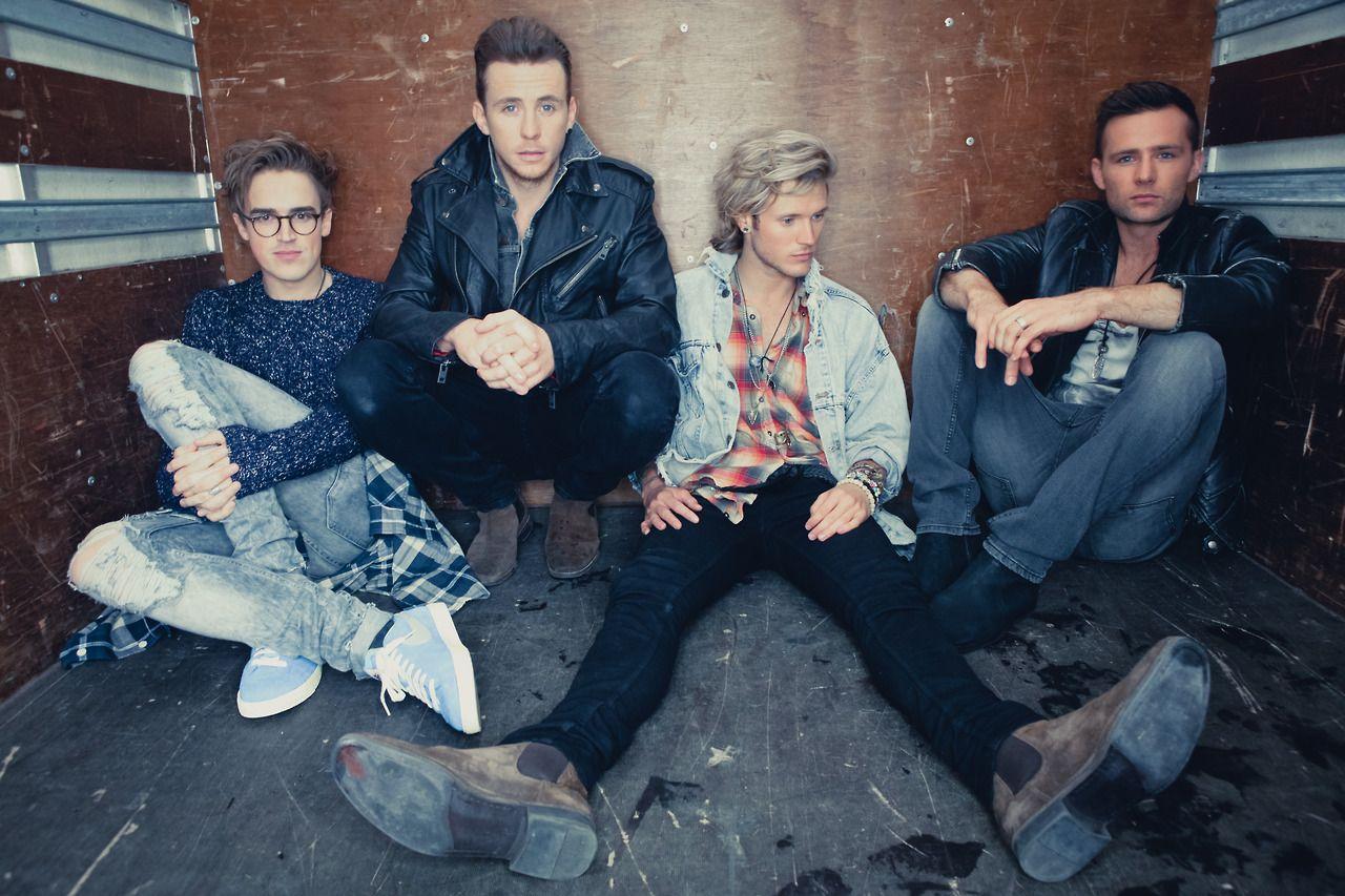 McFly shoot 1.