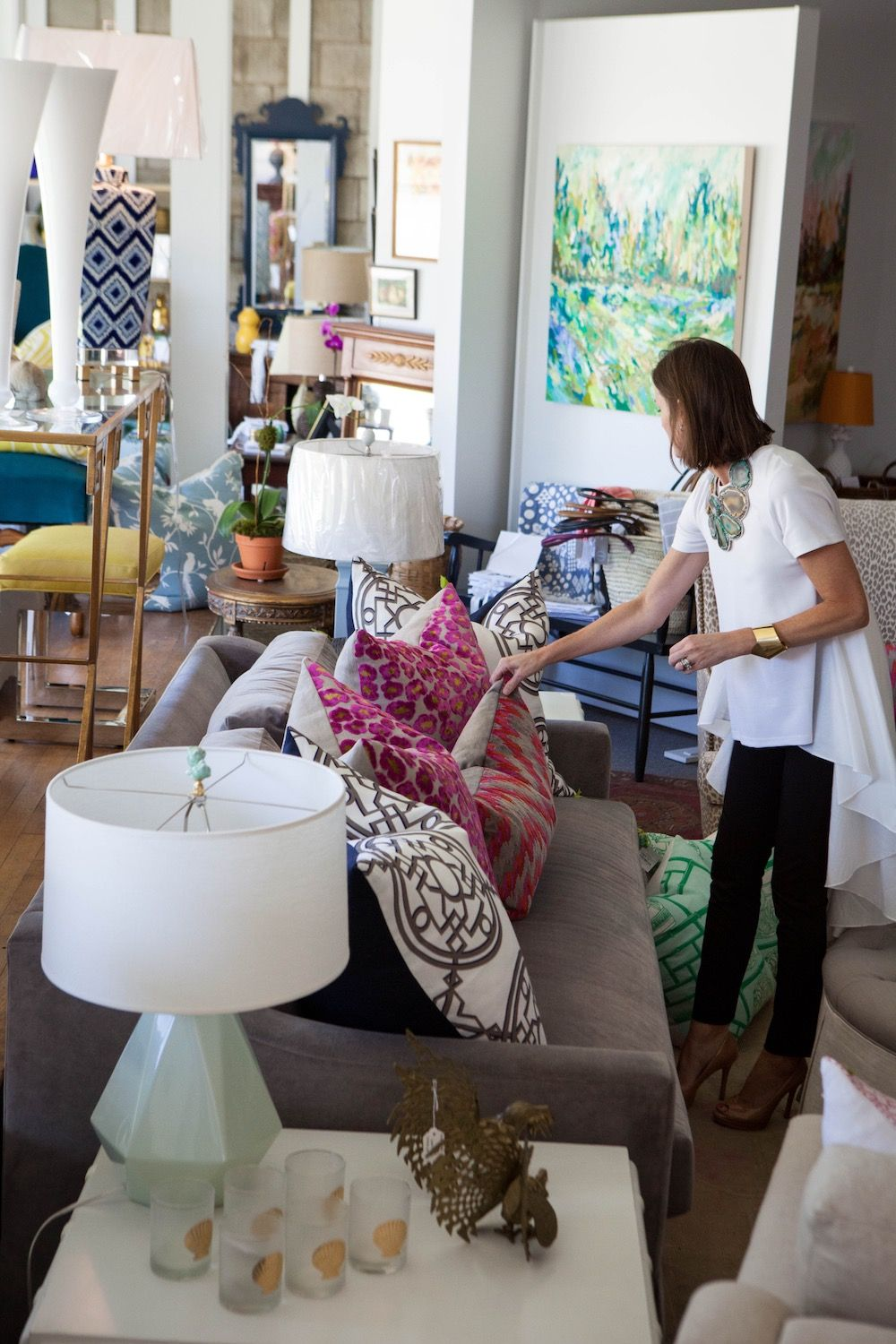 Southern C Summit Alum And Interior Designer Louise Johnson S Spruce In Spartanburg Sc The Coterie Blog Lives