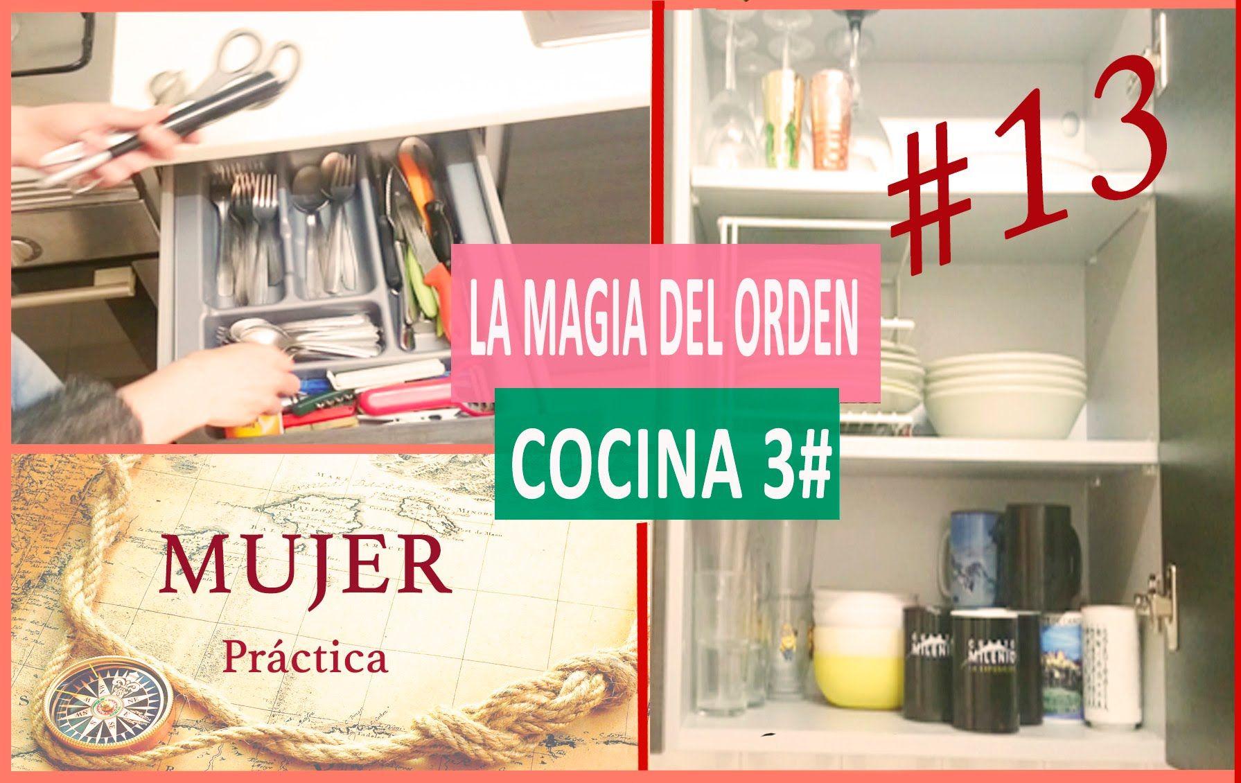 Cocina Metodo Konmarie 13 Cocinas Orden En Casa La Magia Del Orden