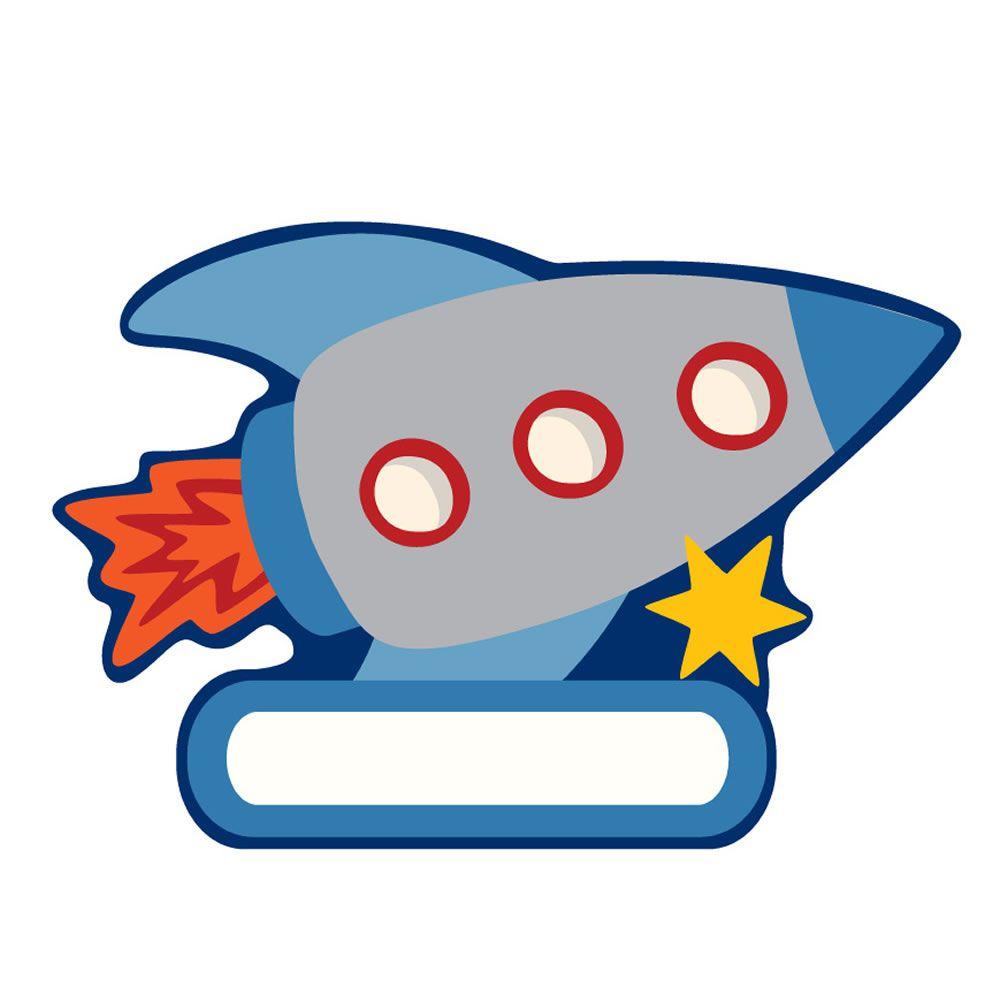 Wilko Galaxy Gang Rocket Door Name Plate at wilko.com | Resident ...