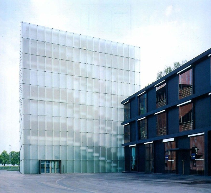 Topographie des Terrors by Peter Zumthor Moderne