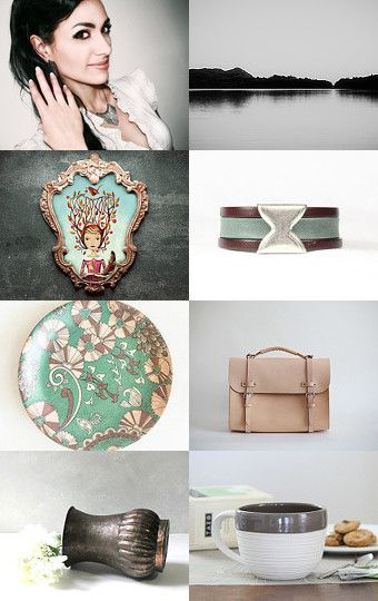 www.sidkassidy.com See you arround by Saint Genesis on Etsy--Pinned with TreasuryPin.com
