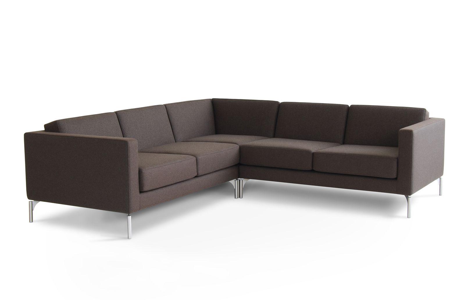 l shaped sofa for office north shore dark brown 34 corner ideas reception
