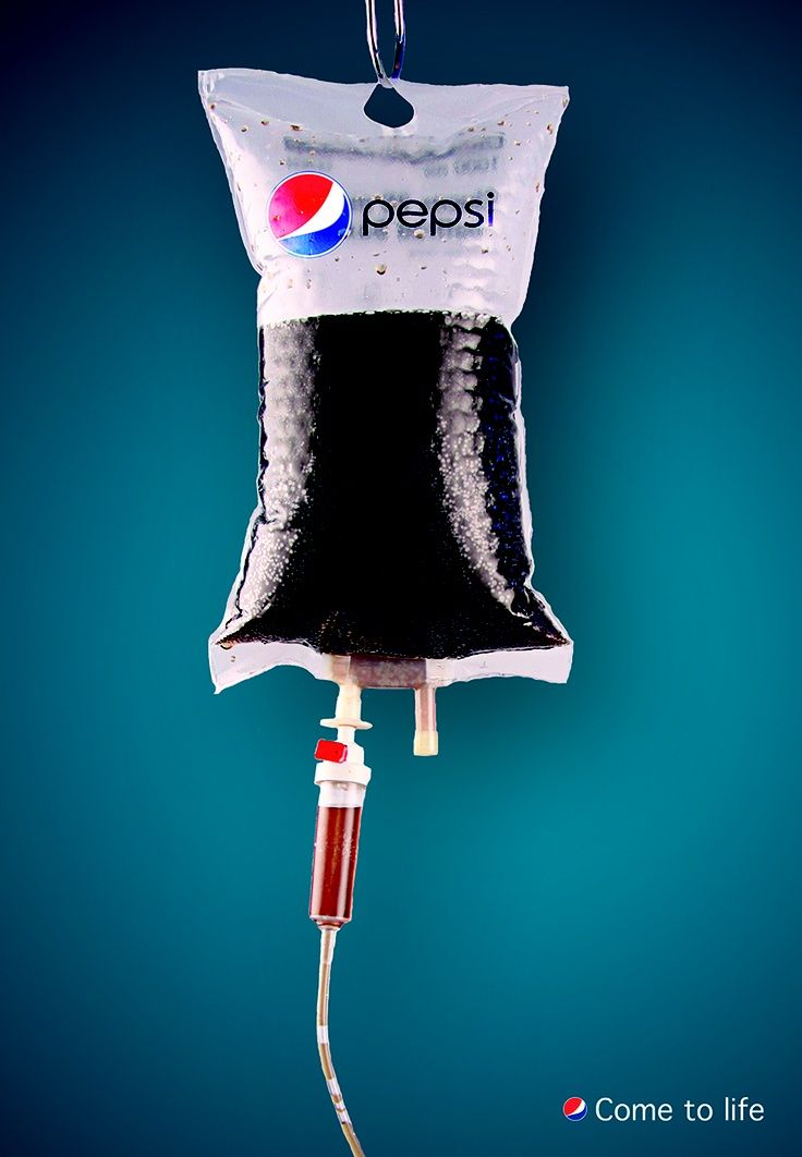 Pepsi Advertising, we have made a collection of some of the great and creative Pepsi Ads around. See some creative stuff here. - Ateriet.com - Food Culture.