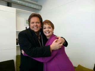 Jimmy and Anne Diamond on the Wright Stuff.