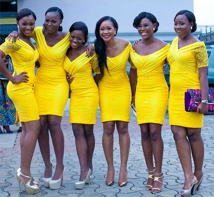 Bridesmaids In Yellow06  89986ab4b3e7