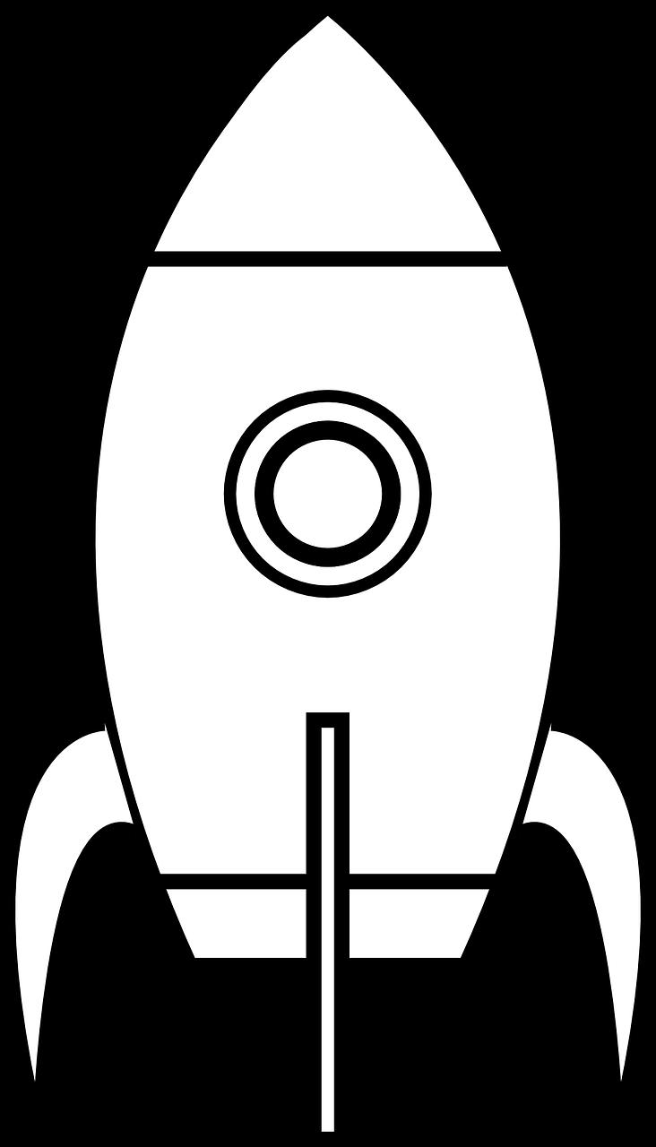 Spacecraft Rocketship Spaceship Rocket Fire Space Rocket Ship Craft Kids Spaceship Space Coloring Pages [ 1280 x 732 Pixel ]