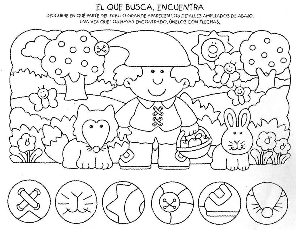 hojas de trabajo para niños relacionado a nuestro trabajo - Buscar ...