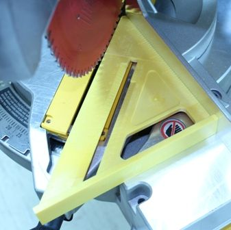 Set Your Miter Saw To A Perfect 45 Degree Angle If You