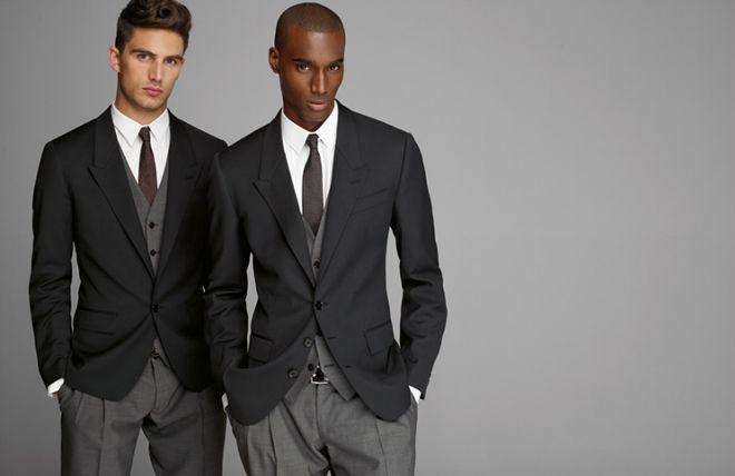 Dolce & Gabbana S/S 2012 Formal Look
