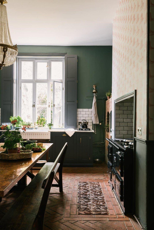 Decoration Maison Ancien Et Moderne une cuisine néo rustique très actuelle dans un ancien