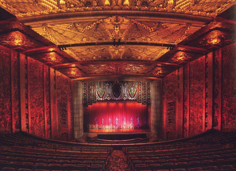 Paramount Theater Oakland California Artdeco Architecture Art Deco Architecture Architecture Tumblr Art Deco
